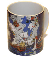 "Mug ""Battle of Russians and Soviets"""