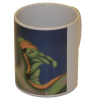 "Mug ""From the series Doubts"""