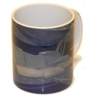 "Mug ""Chaise-Longue under Water"""
